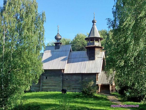 , Музей деревянного зодчества, Кострома