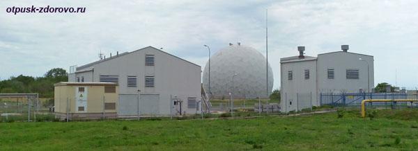 Секретный Шар на окраине Адлера, рядом с границей Абхазии
