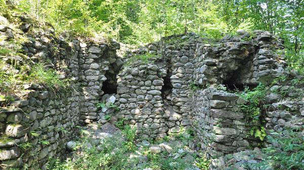 Ачипсинская крепость (Ачипсе), Красная Поляна