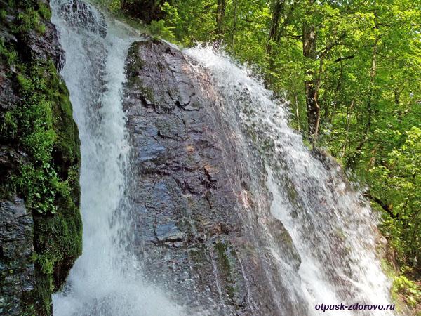 Водопад Кейву, Красная Поляна