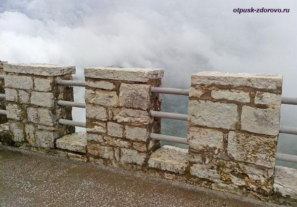 Смотровая площадка на башне, Гора Ахун, Сочи