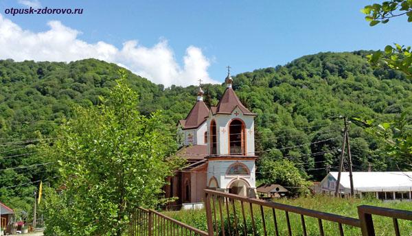 Церковь Георгия Победоносца, Сочи