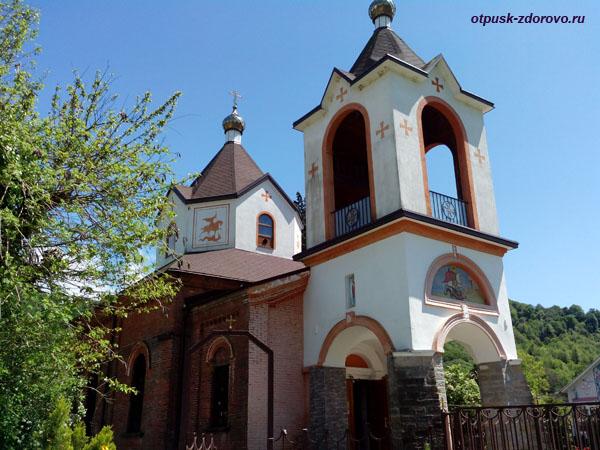 Георгиевский храм, Сочи