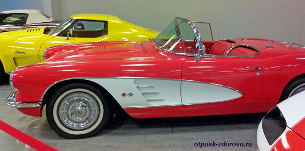 Chevrolet Corvette, 1958 год