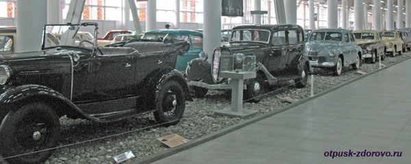 Музей автомобилей, Сочи
