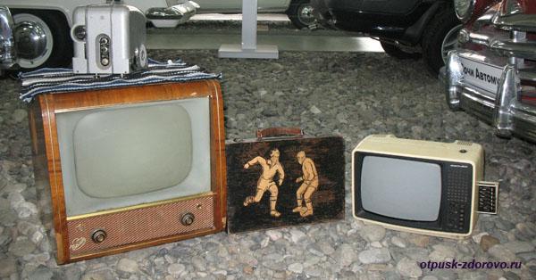 Советские телевизоры, 20 век