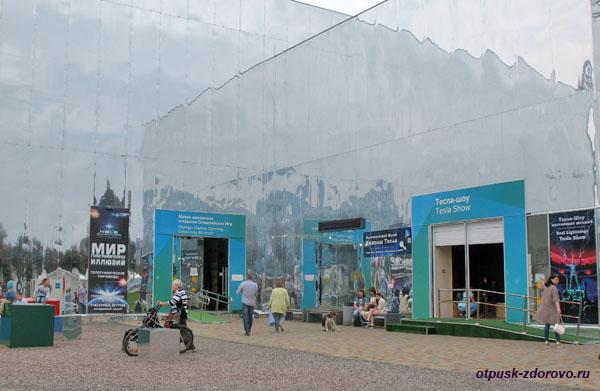 Музеи в Олимпийском Парке, Сочи