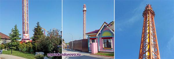 Башня Жар-Птица, Сочи Парк