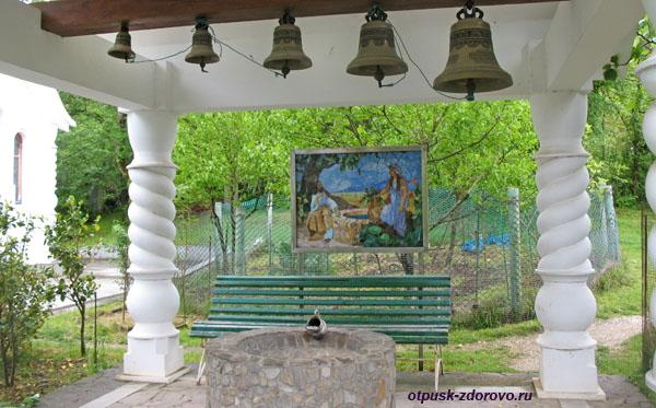 Колокольня-звонница, Троице-Георгиевский женский монастырь, Сочи