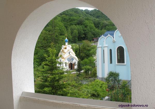 Церкви, Троице-Георгиевский женский монастырь, Сочи