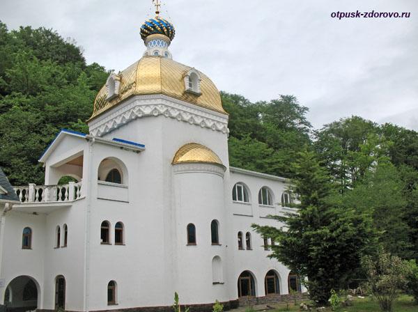 Владимирский храм, Троице-Георгиевский монастырь, Сочи