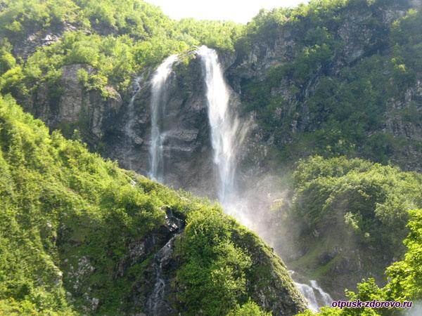 Водопад Штаны-Поликаря