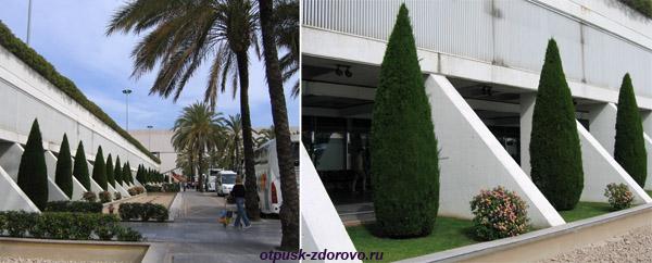 Аэропорт Пальма-де-Майорка, Испания