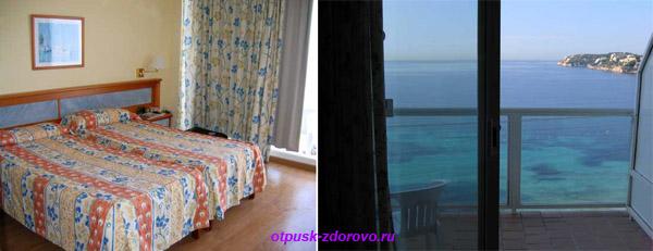 Flamboyan-Caribe Hotel (Magalluf) или отель Фламбоян Карибе (Магалуф, Майорка), номер