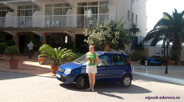 Аренда авто, отель Flamboyan-Caribe Hotel, Магалуф (Magalluf), Майорка