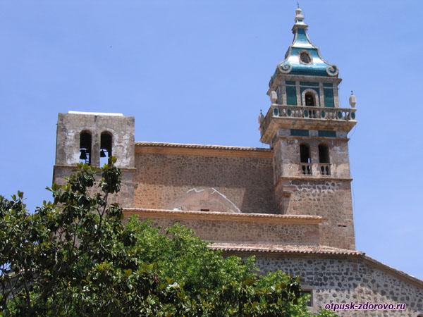 Картезанский монастырь, Вальдемосса, Майорка