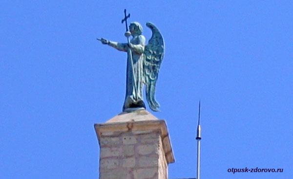 Башня Ангела, Королевский дворец Альмудайна, Пальма-де-Майорка