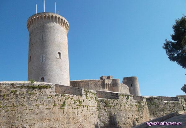 Замок Бельвер, Пальма-де-Майорка, достопримечательности