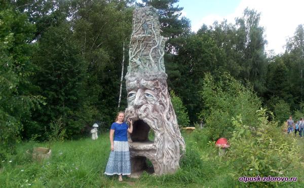 Печь, Парк-заповедник сказок Берендеево Царство, Серпуховский район
