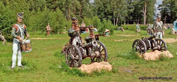 Воины, Парк-заповедник сказок Берендеево Царство, Серпуховский район