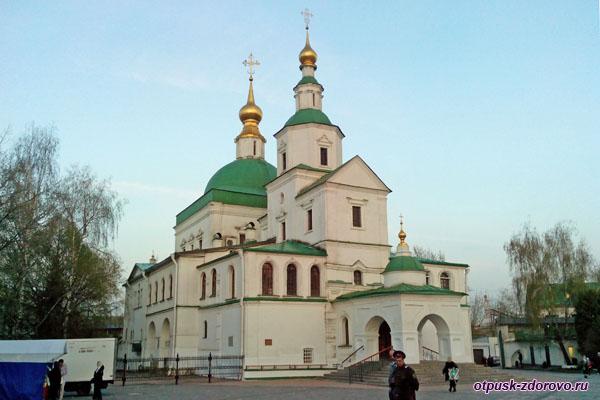 Храм Семи Вселенских Соборов, Свято-Данилов монастырь в Москве