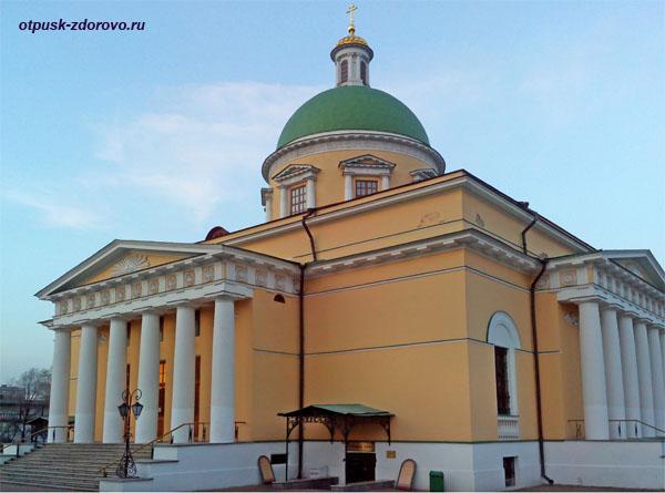 Троицкий собор, Свято-Даниловский монастырь в Москве