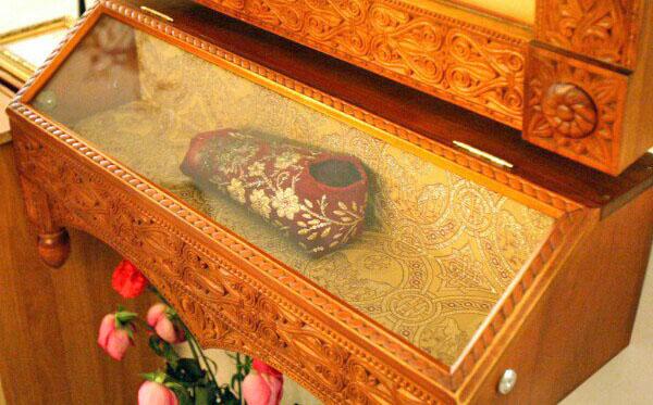 Башмачок Спиридона Тримифунтского, Свято-Даниловский монастырь в Москве