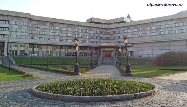 Гостиница Даниловская в Москве