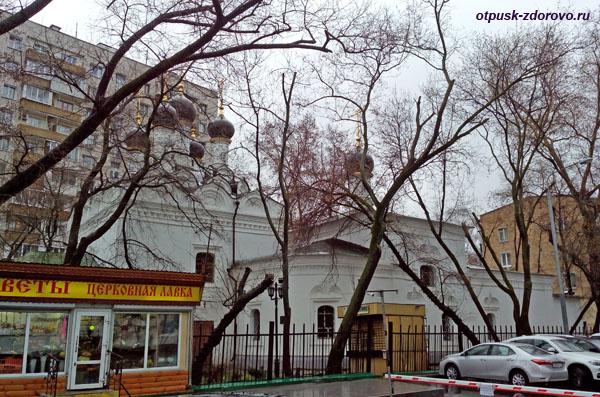 Церковь Николы в Студенцах