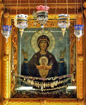 Икона Неупиваемая Чаша в Серпухове