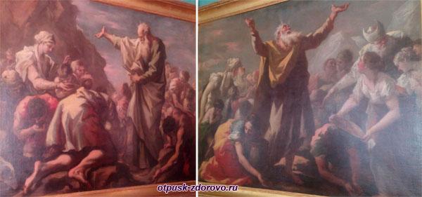 Библейские сюжеты, Историко-художественный музей, Серпухов