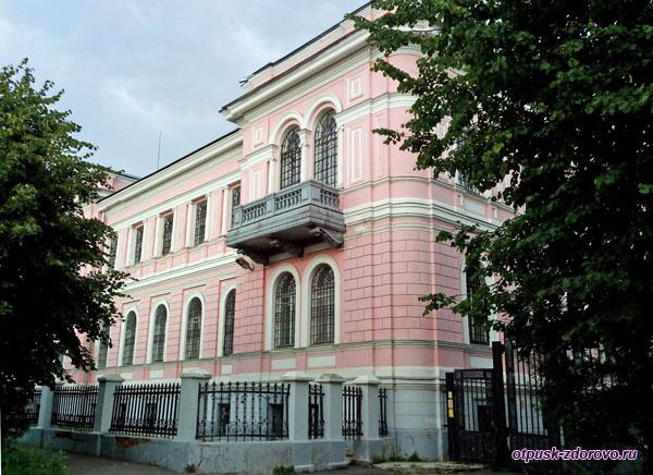 Дом Мараевых, Историко-художественный музей, Серпухов