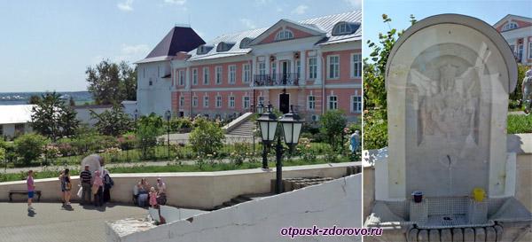 Источник Неупиваемая Чаша. Введенский Владычный женский монастырь, Серпухов