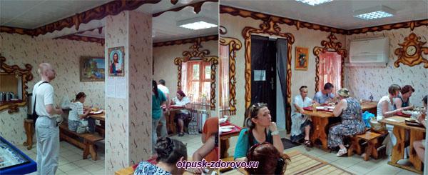Трапезная, Введенский Владычный женский монастырь, Серпухов