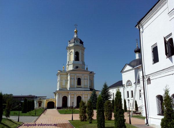 Колокольня Высоцкого монастыря, Серпухов