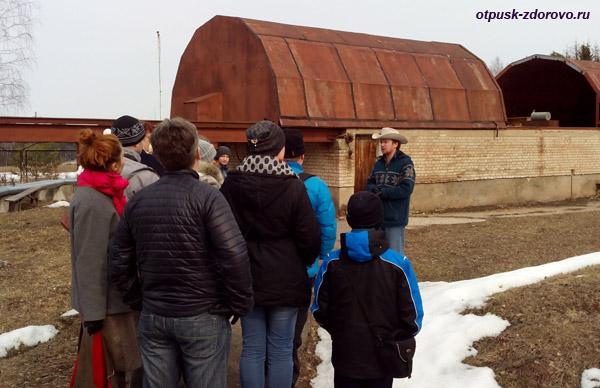 Экскурсия в Звенигородскую обсерваторию