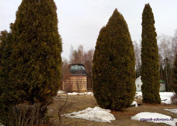 Астрономическая обсерватория, Звенигород