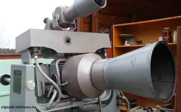 Астрономическая обсерватория, камера АФУ-75