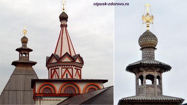 Саввино-Сторожевский монастырь, Троицкая надвратная церковь