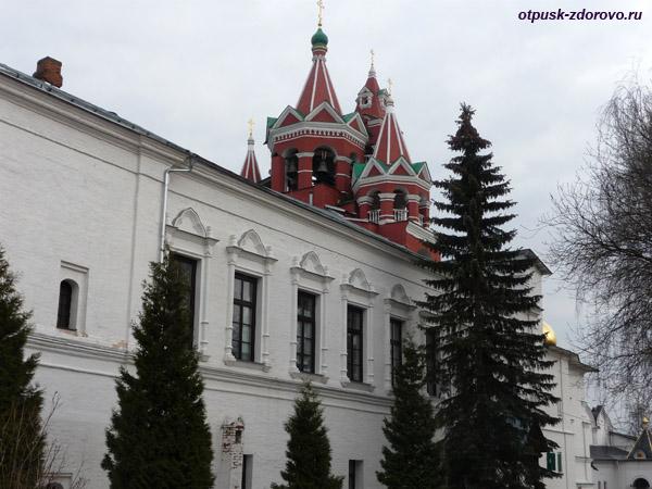 Саввино-Сторожевский монастырь, Трапезная палата