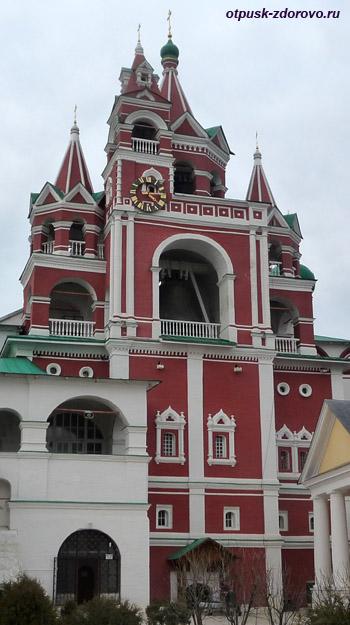 Саввино-Сторожевский монастырь, Звонница