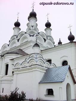 Часовня иеромонаха старца Аполлония, Свято-Благовещенский монастырь, Муром