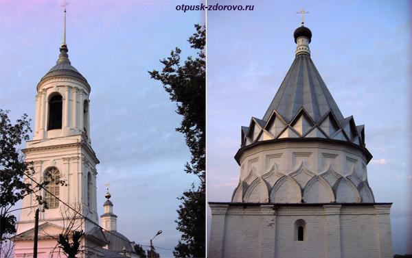 Смоленская и Космодемьянская церковь, Муром