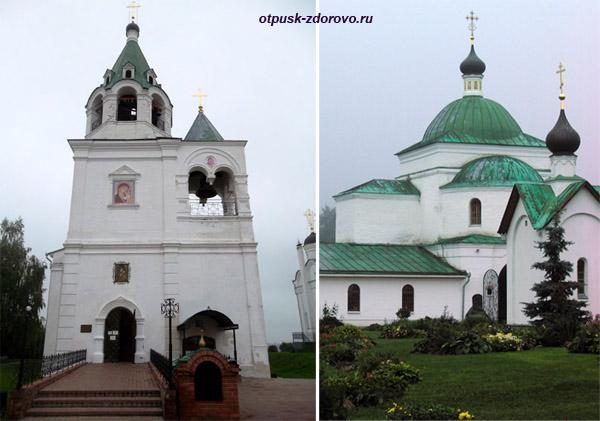 Спасо-Преображенский монастырь, Муром
