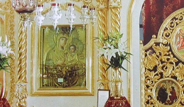 Чудотворная икона Божьей Матери Скоропослушница в Муроме