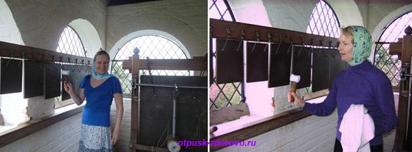 Спасо-Преображенский монастырь, Муром, на колокольне