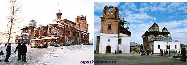 История муромского Спасо-Преображенского монастыря, Муром