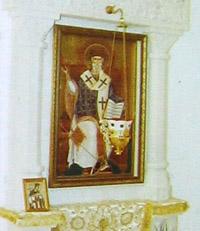 Спасо-Преображенский собор, Муром, Икона Спиридона Тримифунтского