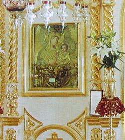 Покровский собор, Муром, чудотворная икона Божьей Матери Скоропослушница
