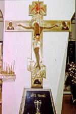 Покровский собор, Муром, Мироточивый Крест